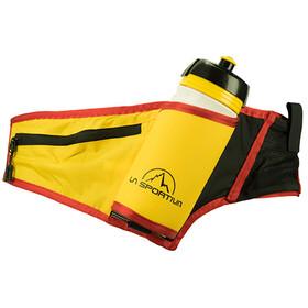 La Sportiva Trail Drink Belt, negro/amarillo